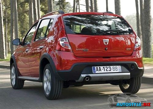 Dacia Sandero Stepway 1