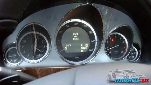 Mercedes-Benz E-Class 8