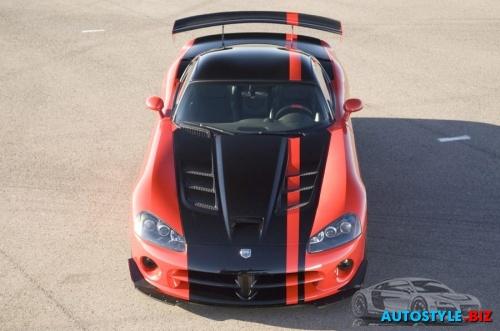 Dodge Viper SRT10 ACR 2008