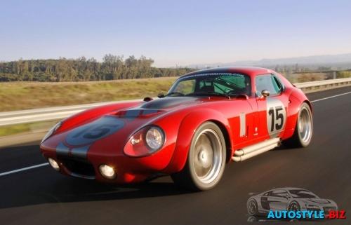 Ford Shelby Cobra Daytona Coupe
