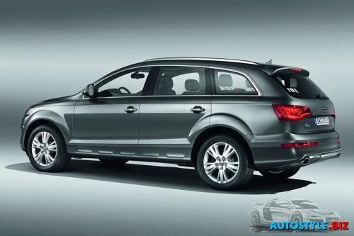Audi Q7 2010 6
