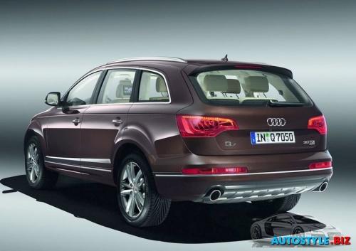 Audi Q7 2010 4