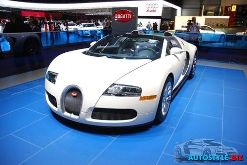 BUGATTI Veyron 0