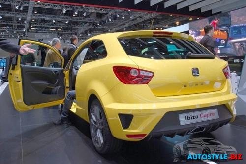 SEAT Ibiza Cupra 3