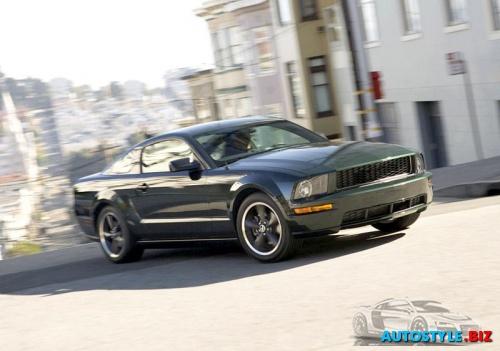 Ford Mustang Bullitt 2008 0