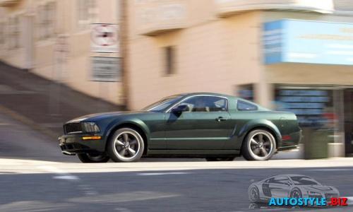 Ford Mustang Bullitt 2008 1