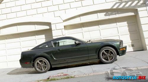 Ford Mustang Bullitt 2008 3