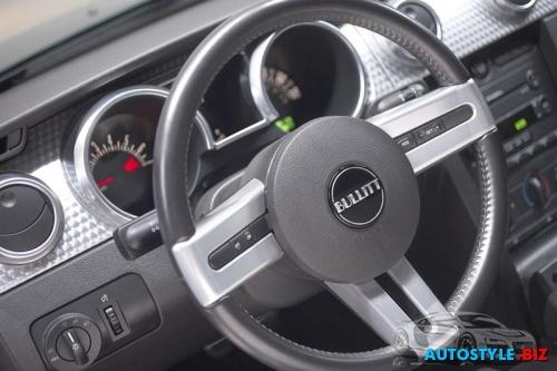 Ford Mustang Bullitt 2008 5