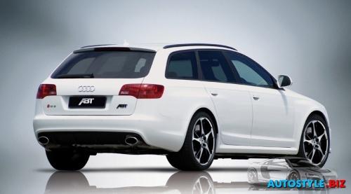 Audi Abt RS6 Avant