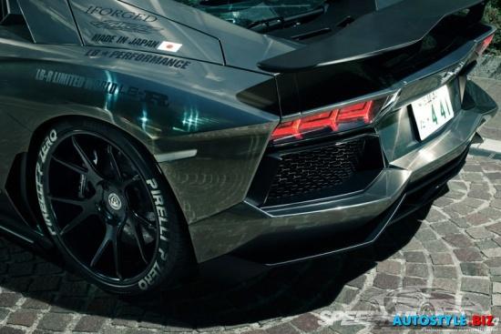 Lamborghini LB-R Aventador