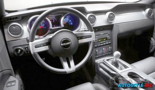 Ford Mustang Bullitt 2008 10